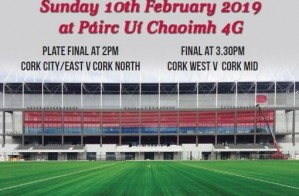 Cork GAA Fé15 Inter Regional Football Finals